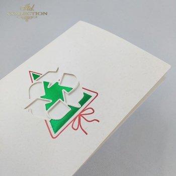 Weihnachtskarten für Unternehmen / Weihnachtskarte K217