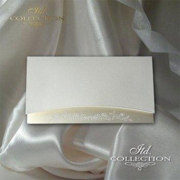 Einladungskarten / Hochzeitskarte 2048