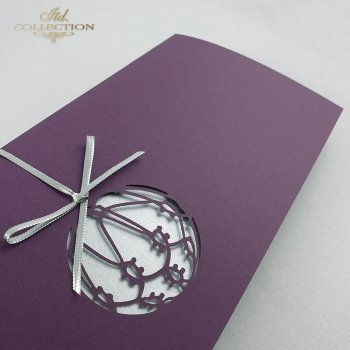 Christmas cards for business / Christmas card K360