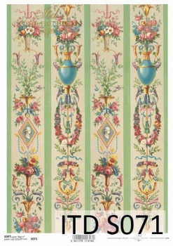 Decoupage paper Soft ITD S0071