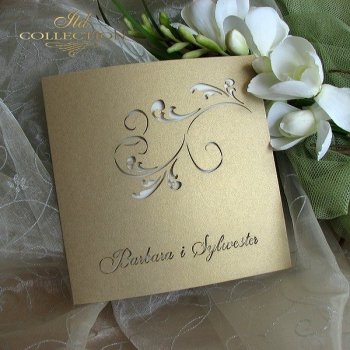 Invitations / Wedding Invitation 1695_77