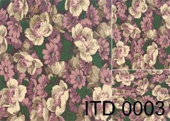 Decoupage paper ITD D0003M