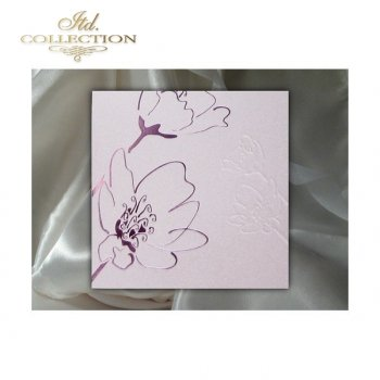 Invitations / Wedding Invitation 1475