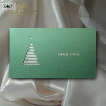 Christmas cards for business / Christmas card K467