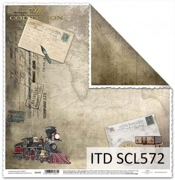 scrapbooking paper SCL572