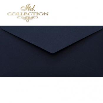 .Envelope KP06.18 110x220 navy blue