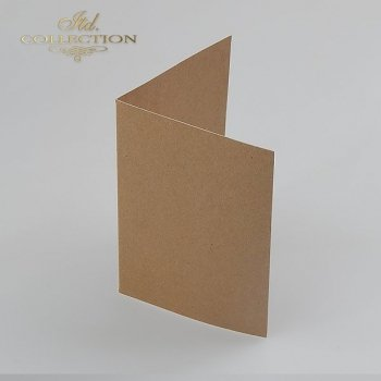 Card Base BDK-002 * dark beige