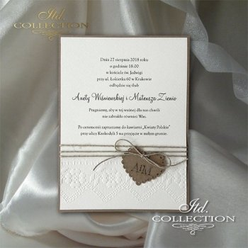 Invitations / Wedding Invitation 2028