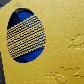 Easter card KW211