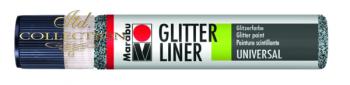 Liner Glitter 25 ml - Graphite 579