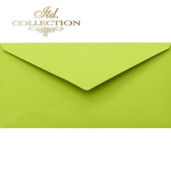 .Envelope KP06.16 110x220 green