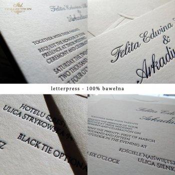 Invitations / Wedding Invitation 1742_006