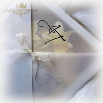 Invitations / Wedding Invitation 1721_daffodil