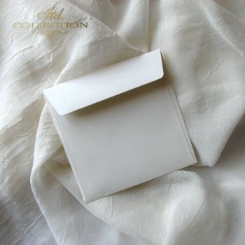 .Envelope KP01.02 140x140 naturally white