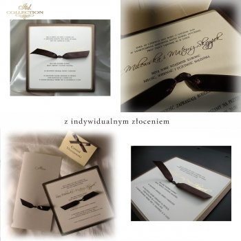 Invitations / Wedding Invitation 1461
