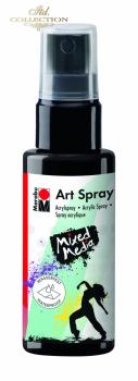 Marabu Art Spray 50 ml * Black 073
