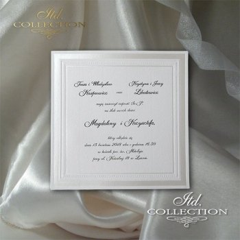 Invitations / Wedding Invitation 2007