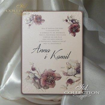 Invitations / Wedding Invitation 2071