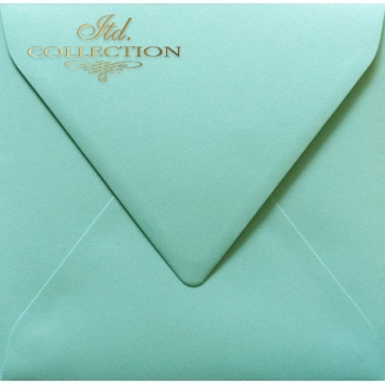 .Envelope KP02.20 'K4' 154x154 blue
