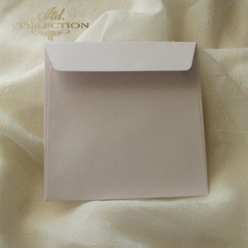 .Envelope KP03.01 170x170 naturally white