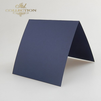 Card Base BDK-014 * navy blue colour