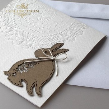 Easter card KW198