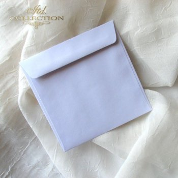 .Envelope KP02.01 156x156 white