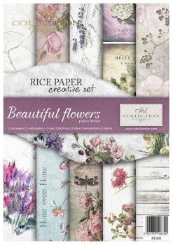 Creative Set RS009 Beautiful flowers