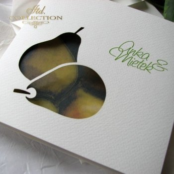 Invitations / Wedding Invitation 1731_43_pears