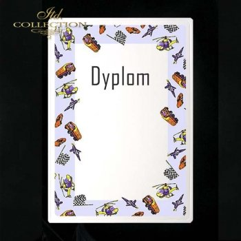 dyplom DS0035