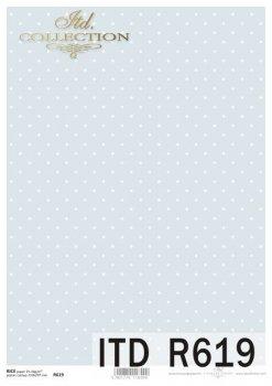 Papier ryżowy ITD R0619