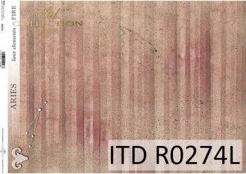 Papier ryżowy ITD R0274L