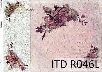 Papier ryżowy ITD R0046L