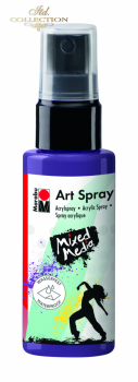 Acrylic spray Marabu Art 50 ml - Plum 037