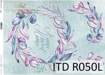 Papier ryżowy ITD R0050L