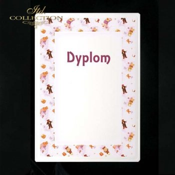 dyplom DS0033