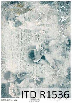 Papier ryżowy ITD R1536