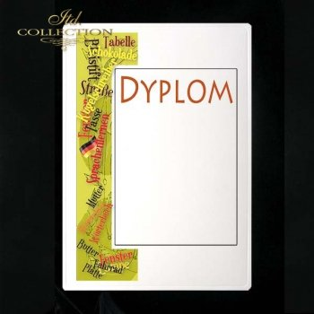 dyplom DS0126