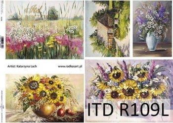Papier ryżowy ITD R0109L