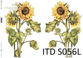 Papier decoupage SOFT ITD S0056L