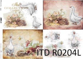 Papier ryżowy ITD R0204L