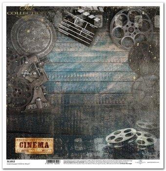 Papier scrapbooking SL1012