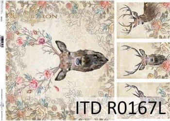 Papier ryżowy ITD R0167L