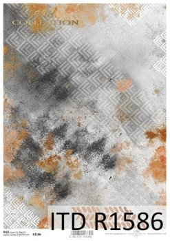 Papier ryżowy ITD R1586