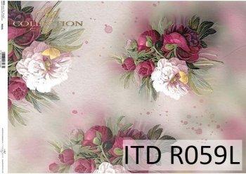 Papier ryżowy ITD R0059L