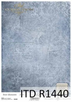 Papier ryżowy ITD R1440