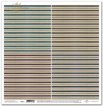 Papier scrapbooking SL840-1