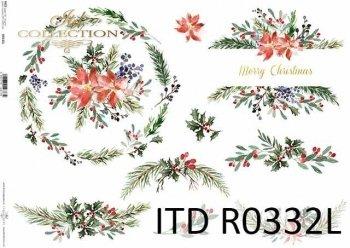 Papier ryżowy ITD R0332L