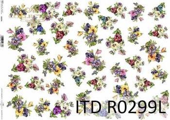 Papier ryżowy ITD R0299L