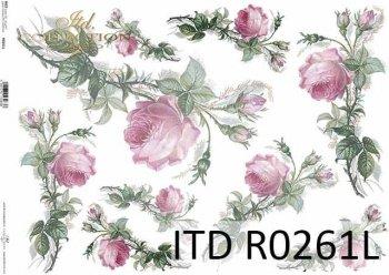Papier ryżowy ITD R0261L